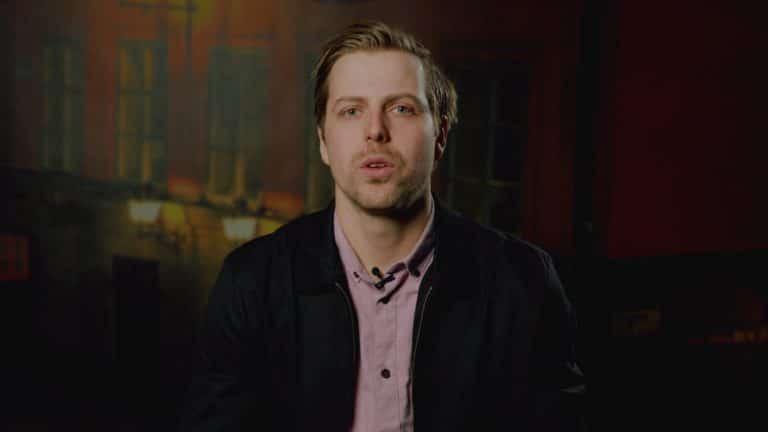 Jonathan Hall, informationsfilm, försättsbild